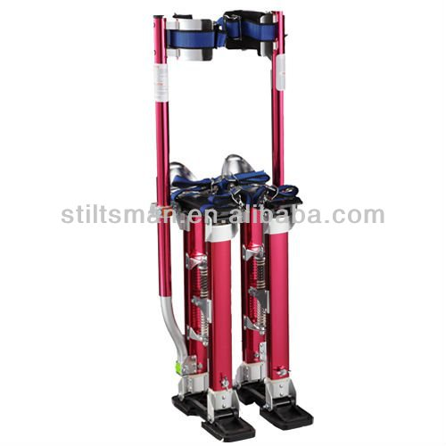 RED/BLUE/SILVERY/GOLDEN Aluminum Drywall Stilts