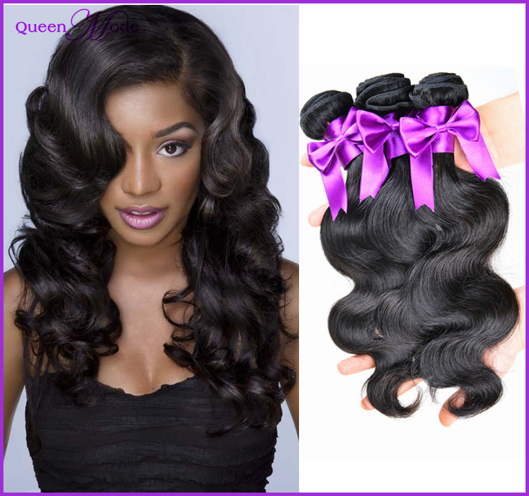 8A Grade Unprocessed Wholesale Body Wave Virgin Brazilian Hair Extension <strong>Human</strong>