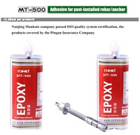 NJMKT strong strength epoxy adhesive ab 2 components glue