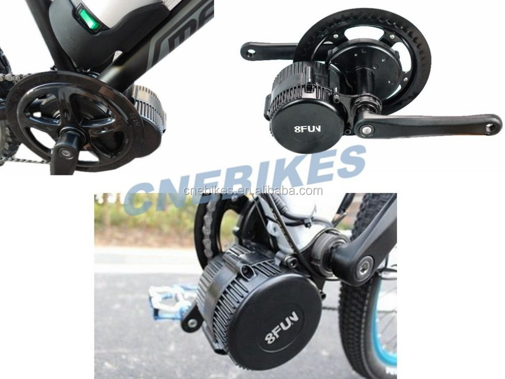 BBS02 48v bafang 8fun ebike central motor kit 500w