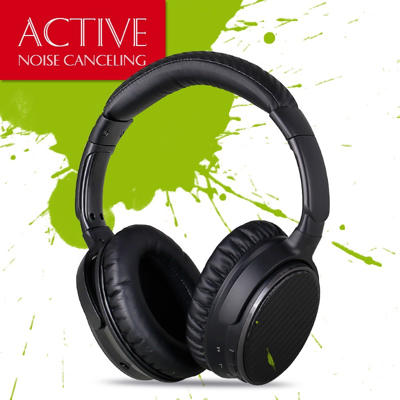 2016 China Newest High Quality Industrial Active active noise cancelling earphones Headphones
