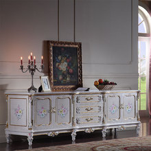 classic living room furniture French antique living room floor cabinet french chateau furniture