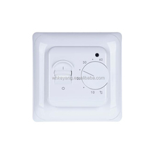 House Heating System With Temperature Controller Thermostat