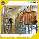 300L Micro Brewery System, Ale Beer Brewing Equipment