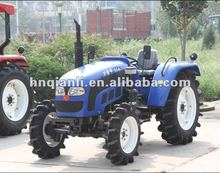 55hp paddy tractor use in rice field easy used tractor