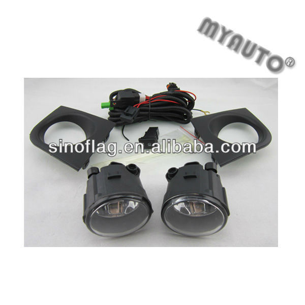 Fog Lamp Kit used for nissan tiida accessories