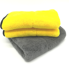Auto Detailing Buffing Waxing Polishing Towel Ultra Thick Microfiber Swissvax 1000gsm Car Towel