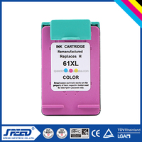 Top Quality Printing Cartridge for HP61 (CH563W) with German Ink