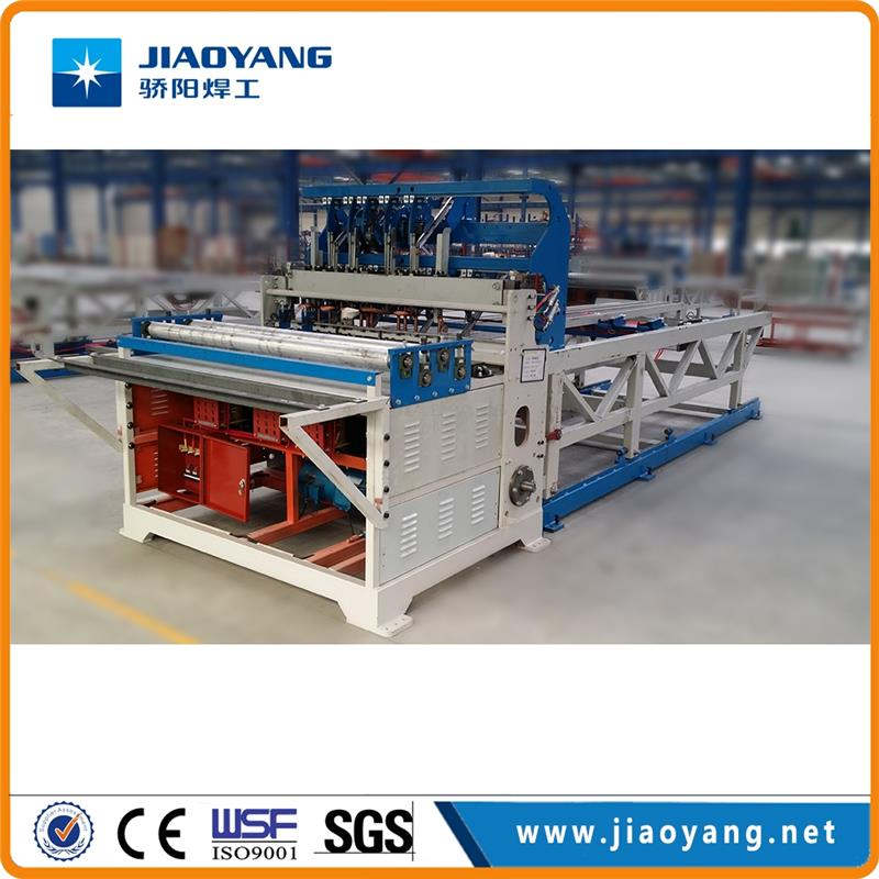 Layer Automatic Cages Welding Wire Mesh Machine