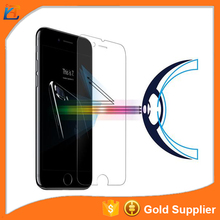 Hot smart key matte full cover tempered glass screen protector film wholesale for iphone 5s