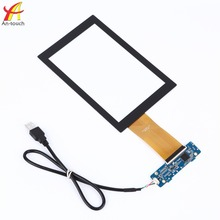 "Factory direct 7"" touch screen panel (G+G Structure) for display"