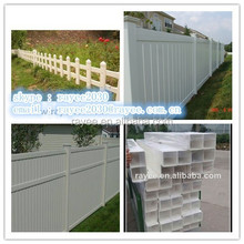 Vinyl Horse Fence, Popular Style In Overseas Market