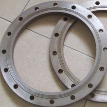 asme cl150 rf large size a105 carbon steel pipe flange