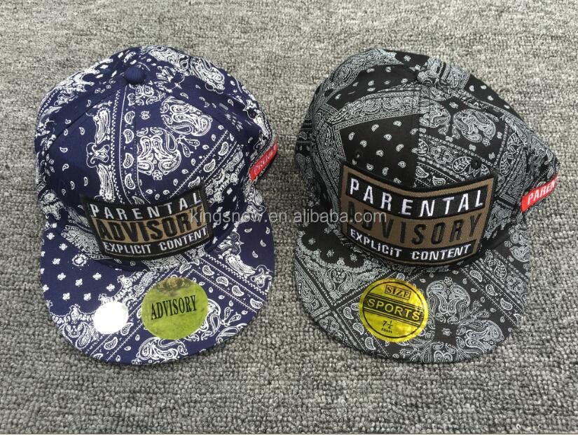 flower snapback hat 5 panel floral trucker hats with custome design