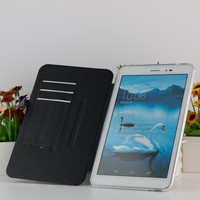 8 inch PU Leather Stent Protective holster tablet Case for Huawei honor S8