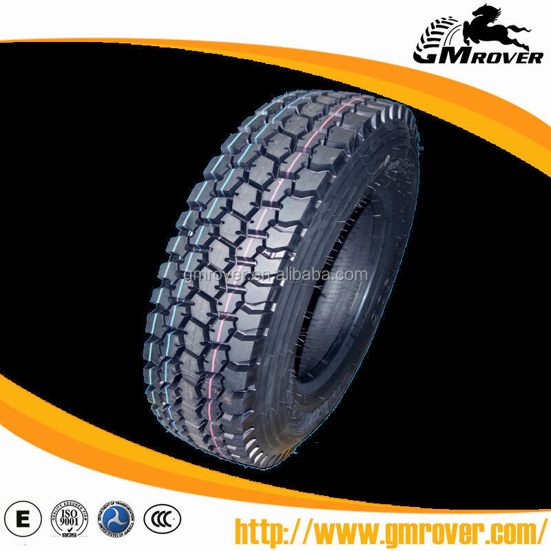 China Tire 295/80r22.5 used tires 315/80r22.5truck tires pneus