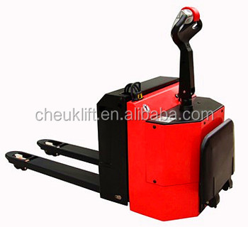 Labor-saving Power Pallet Truck--WP-LPE20