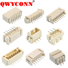 0.5mm/ 1.0mm/ 1.5mm/ 2.0mm/ 2.54m Pitch Horizontal Vertical 2-20P High Temperature SMT Wafer Connector/ Wire to board connector.