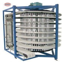 food cooling belt conveyor