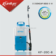 Kaifeng cheap 20L backpack electric plastic pressure sprayer