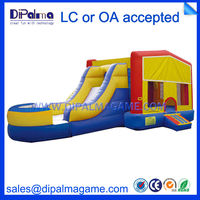 outdoor inflatable slides jumping inflatable bouncer