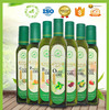 High quality packing in small glass bottles for cooking olive oil with good price in wholesale
