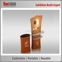 Incase Trade show pop up backdrop display stand
