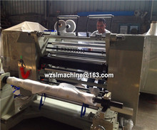 20150427 Dual Axis ATM Receipt Paper Slitting Machine/Thermal Paper Roll Slitter Rewinder