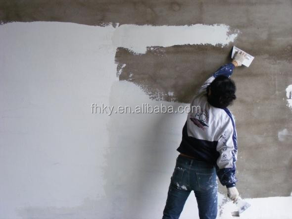 Eco-friendly external wall paint used in covering