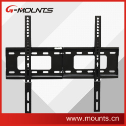 Steel Ultra Slim Metal Case Fixed Electric TV Wall Mount
