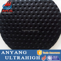 AYCG high quality wear resistance plastic dimpled sheet