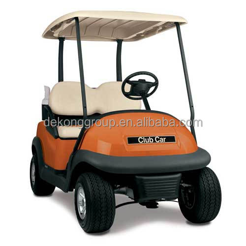 popular 2 seats cargo box available electric club car golf buggy