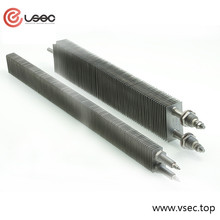 Industrial electric finned heating element annealer finned tubular heater 380v