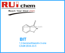 BIT,chemical raw material(99% , antiseptic for biocide)