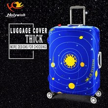 Cheap wholesale spandex luggage wheel cover