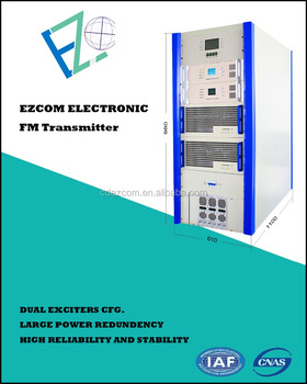 HOT SALE PROFESSIONAL 3KW FM STERO TRANSMITTER FOR STATION