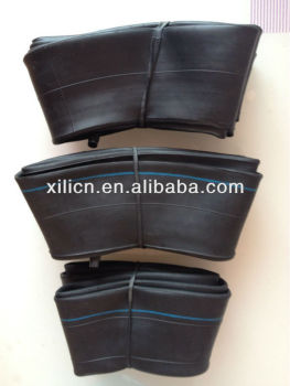 BUTYL AND NATURAL RUBBER motorcycle inner tube