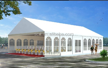 Heated Party Tent 6*12, PVC Marquee Party Wedding Tent