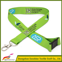 2016 Cheap Single Custom Printing Microsoft Neck Lanyard