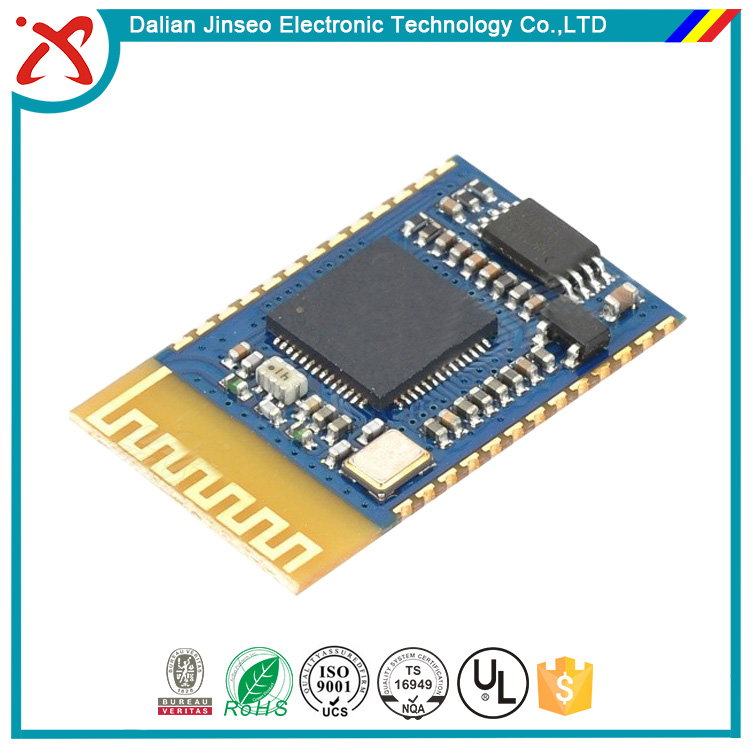 Bluetooth low voltage audio smt transmitter pcb module