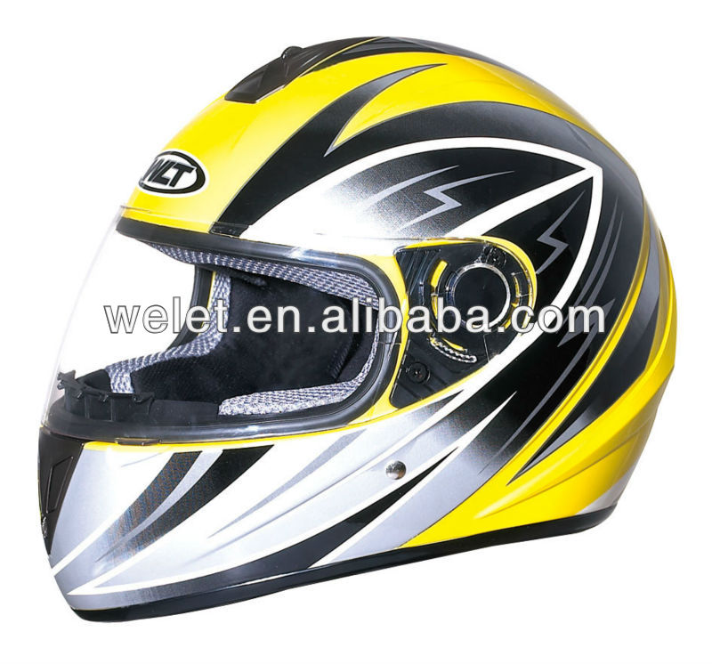 High Quality full face Cool Helmet WLT-105 full face helmet for motorcycle