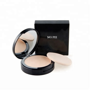 cosmetics makeup foundation face powder long lasting oil control pressed powder dark skin contour powder