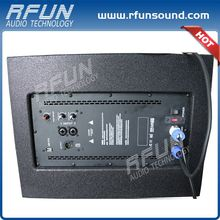 Fine appearance factory supply combo pa system