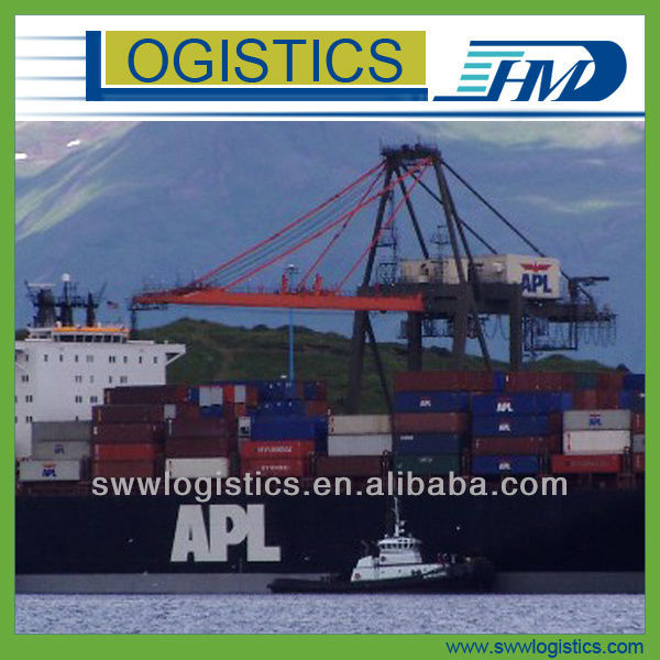 China sea freight to Houston USA container shipping agent