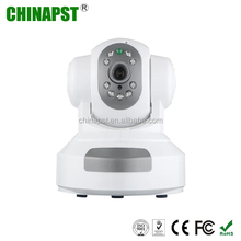 2016 Good Quality Indoor P2P wireless 720P 1.0MP ptz ip camera with Pan & tilt control and IR Night Vision PST-IPC186