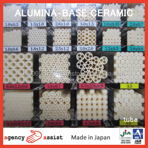 Heat-resistant and Multi-functional boron nitride alumina ceramic at reasonable prices , small lot order available