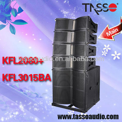 nexo 2 way active line array loudspeakers
