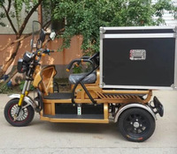high quality newly design 3 wheel tricycle motorcycle