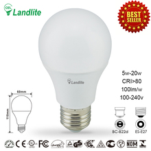 China Manufacturer Dimmable A60 A19 110V 220V 9W B22 E27 Edison Led Bulb Light Lamp For Home
