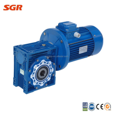 Hollow Shaft worm gear reducer with DNV-ISO9001 SGS certification